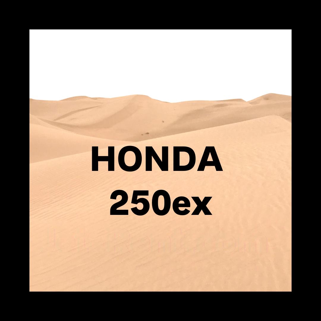 Honda 250ex Rental