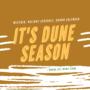 Algodones Sand Dunes Season Schedule