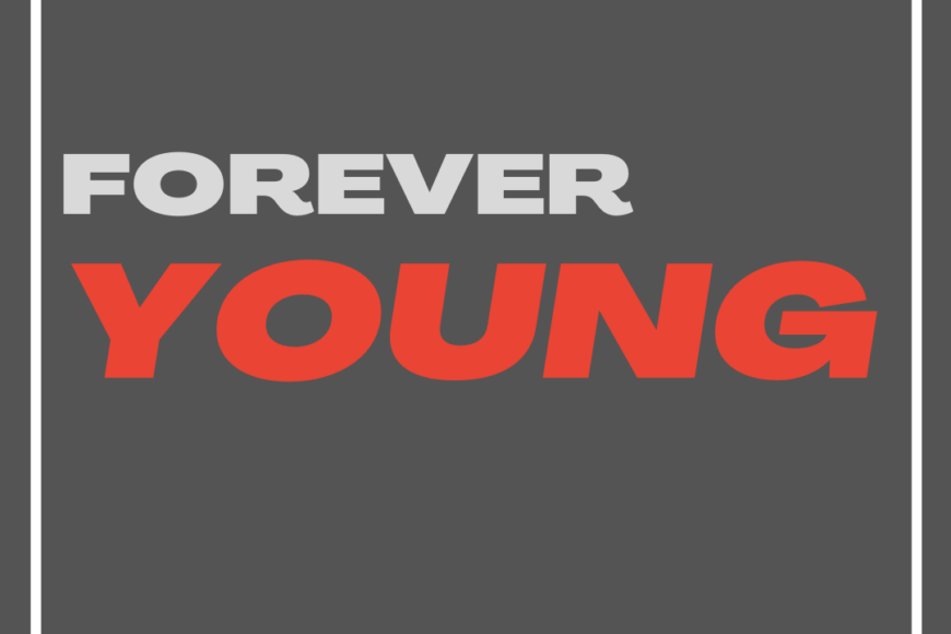 Riding Motorcycle = Forever Young!