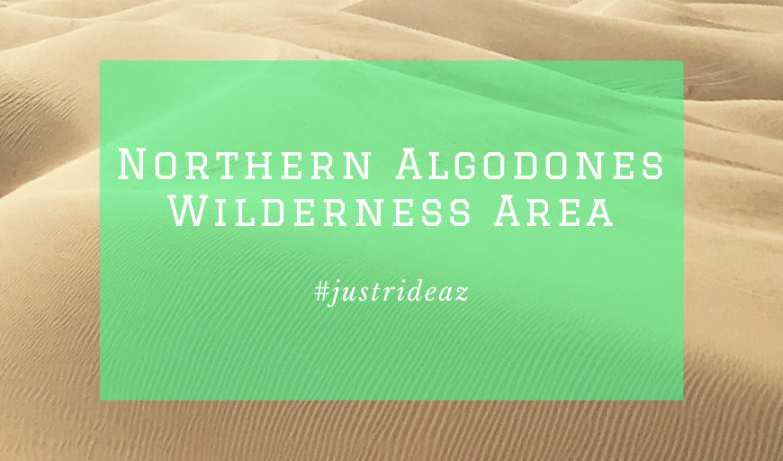 North Algodones Dunes Wilderness