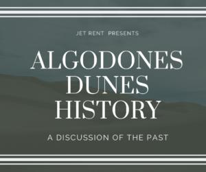 Information regardign Algodones Dunes in California