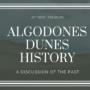 Algodones Sand Dunes History